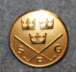 Svenska Golfförbundet, SFG, Swedish golf federation, 22mm