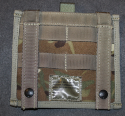 Commanders Pouch, Osprey MK IV, MTP