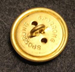 Silja Line, laiva-yhtiö. 20mm, kullattu