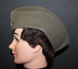 Bundeswehr forage cap, german army. Like new.