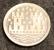 Stockholms Gasverk. 1955. Gas token.