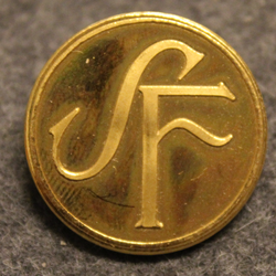 SF, AB Svensk Filmindustri, elokuvayhtiö. 26mm