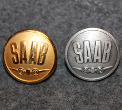 Saab, Svenska Aeroplan AB, autojen ja lentokoneiden valmistaja. 20mm