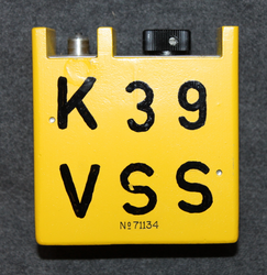 Wallace charger device for dosimeter type personal radiation measure.