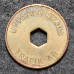 Uppsala Stads trafik AB, public transportation.