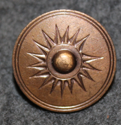 Särna – Idre dräkten, Folk Dress buttons, 1950´s, 19mm