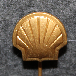 Shell, Oil company.
