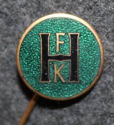 HFK, Harstad Fuglehundklubb. Hunting dog club