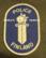 Finnish UN Police, arm patch.