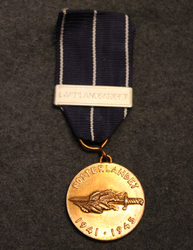 Commemorative medal of Continuation war w/ bar