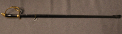 M/1922 Sword, Finnish army, NCO model. Issued.