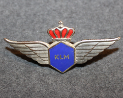 KLM, Royal Dutch Airlines, Wings