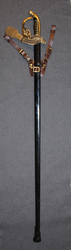 M/1922 Sword, Finnish army, Officer model. Issued.