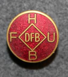 DFB / FHUB. Buttonhole pin