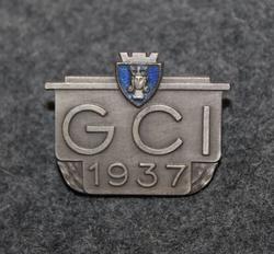 GCI, Gymnastiska Centralinstitutet, Ritter