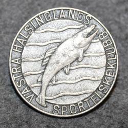 Västra Hälsinglands sportfiskeklubben. Kalastusseura