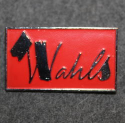 Wahls, clothes brand