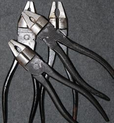 Finnish Army / German army Pliers