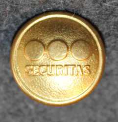 Securitas AB, security. 15mm