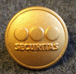 Securitas AB, vartiointiliike. 18mm