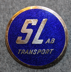 SL AB, Transport.