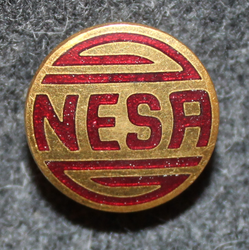 Nesa, nordsjællands elektricitets og sporvejs aktieselskab, Danish Electricity and Tram company.