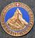 Auszeichnung Neue Skitechnik, Wedelkurs. Ski proficiency badge.