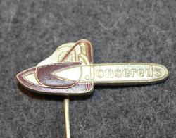 Jonsereds, Moottorisaha. VIIMEINEN