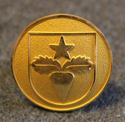 Burlövs brandförsvar, Fire brigade, cap badge