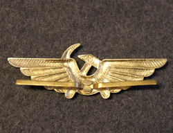 CCCP Aeroflot / Civil aviation, insignia.