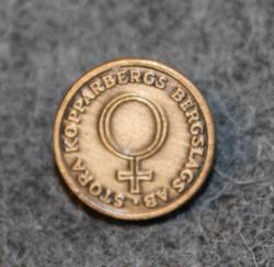 Stora Kopparbergs Bergslags AB, pre 1984, 11mm