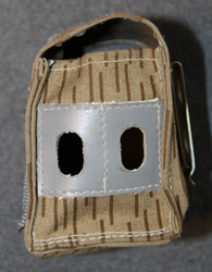 DDR / NVA equipment pouch, Strichtarn.