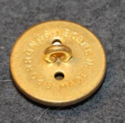 Stockholms Systemet. Ruotsin ALKO, 24mm VIIMEINEN