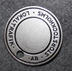 Storstockholms Lokaltrafik, Tukholman paikallisliikenne Oy. 33mm