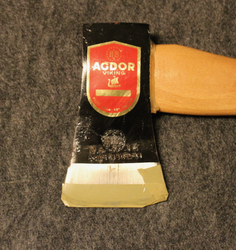 Axe, Agdor Viking, Hults Bruk, Unissued, w/cover.