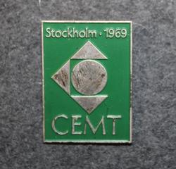 CEMT, La Conférence Européenne des Ministres des Transports, Stockholm 1969