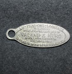 Valand & Hero. Avaimenperä