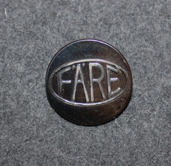 Färe Armaturfabrik. 24mm LAST IN STOCK