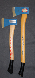 Swedish axes, Unissued