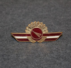 Latavio / Latvian Airlines, pilot wings.