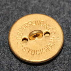Försvarets Fabriksstyrelse, Swedish military / defence industry. 25mm gilt