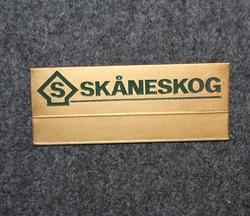 Skåneskog. Forest industry.