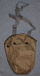 Gas mask pouch, M/71, Finnish, unissued.