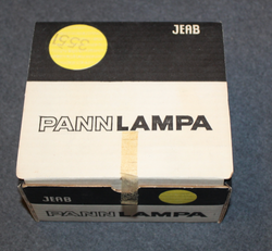 JEAB Pannlampa 3551, headlight, unissued