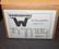 Westervesa ONV48, otsalamppu, käyttämätön.