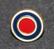 Norjan Armeija, kokardi. 23mm