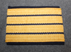 DDR Volkmarine, East German Navy rank insignia.