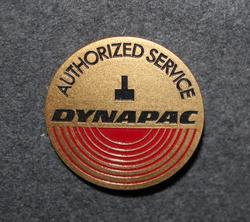 Dynapac Authorized service