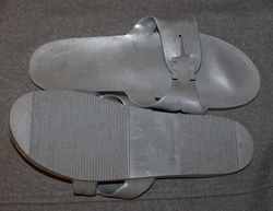 Finnish army sanitary sandals