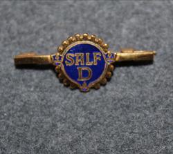 Sveriges  Arbetsledareförbund. SALF D, työnjohtajien ammattilliitto